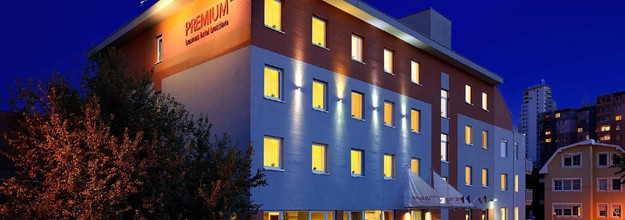 Premium Business Hotel Bratislava 1