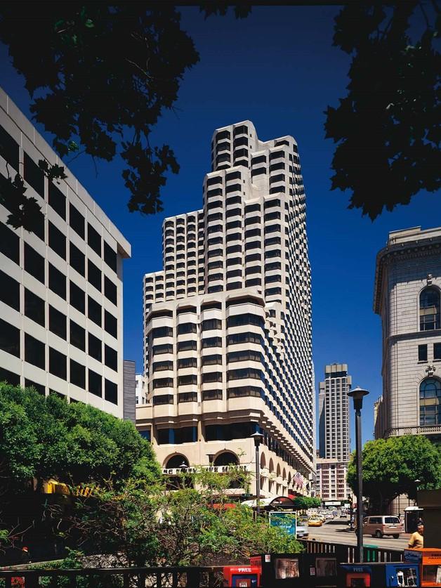 Parc 55 San Francisco, a Hilton...