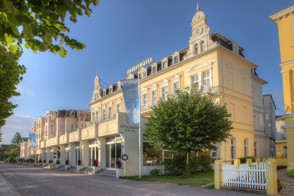SEETELHOTEL Ostseehotel Ahlbeck