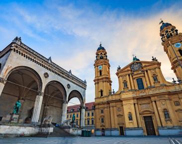 München – Weißwurst, Weißbier und weiteres Weltkulturerbe