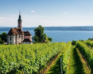 Bodensee – 'Dolce Vita' im Dreiländereck