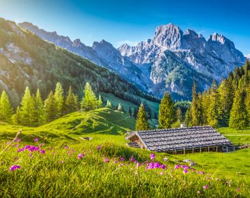 Bayerische Alpen – diese Natur bringt jeden zum Jodeln